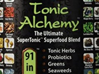 Dragon Herbs Tonic Alchemy Super Tonic Superfood Blend — 9.5 oz