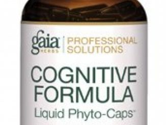 Gaia Herbs – Cognitive Pro – 60VCaps Reviews