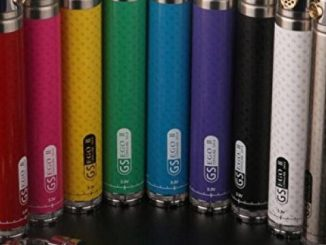 GS Ego II Twist 2200mAh Variable Voltage Battery