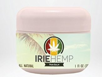 Irie Hemp Pain Balm – 50mg Hemp Extract – 1oz Reviews
