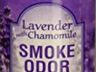 Smoke Odor Exterminator 7oz Large Spray, Lavender with Chamomile