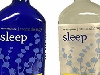 Bath & Body Works Aromatherapy Sleep Lavender Chamomile Bundle with 10 Oz Body Wash / Foam Bath and 6.5 Oz Body Lotion