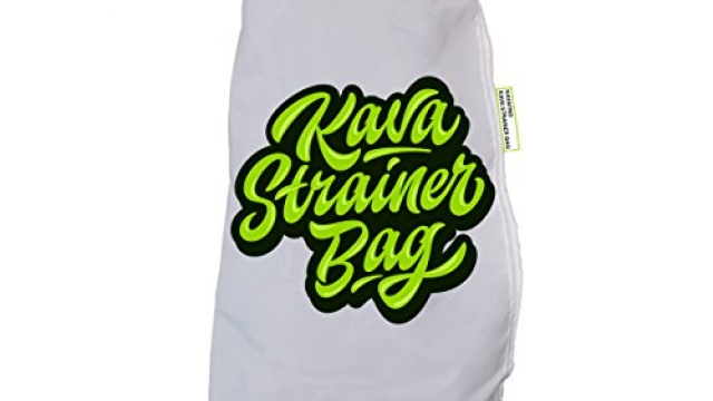 Kavafied KAVA STRAINER BAG