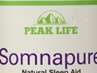 Peak Life – Somnapure Natural Sleep Aid Bonus Pack – 60 Tablets (Pack of 3) Reviews