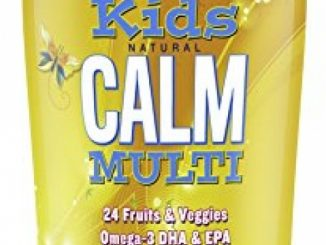 Natural Vitality Kids Calm Multi (Organic Fruity Splash Flavor, 30oz) Reviews