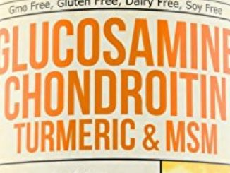 Glucosamine Chondroitin Turmeric MSM Boswellia & More Joint Pain Relief Supplement. Best Anti-Inflammatory and Antioxidant Pills by Vimerson Health. All Natural & Non-Gmo.