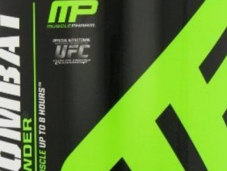 Muscle Pharm Combat Powder Advanced Time Release Protein, Banana Cream  4 Pound