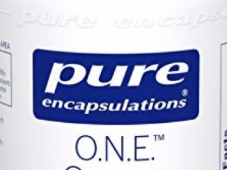 Pure Encapsulations – O.N.E. Omega – Fish Oil Capsules to Support Cardiovascular, Joint, Cognitive, and Skin Health* – 60 Softgel Capsules