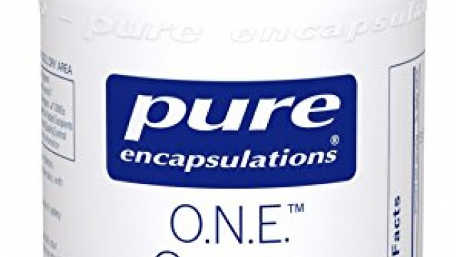Pure Encapsulations – O.N.E. Omega – Fish Oil Capsules to Support Cardiovascular, Joint ...