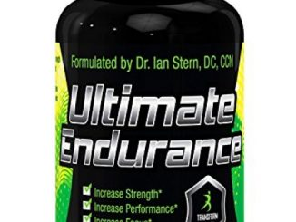 Ultimate Endurance – Powerful Aerobic and Energy Booster – Increases Circulation – Buffers Lactic Acid – All-Natural and Caffeine-Free Reviews