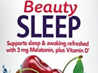Vitafusion Beauty Sleep Gummies, Natural Cherry-Vanilla , 90 Count