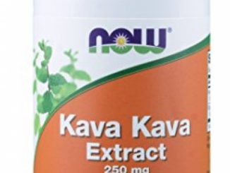 Now Foods Kava Kava 250mg, 60 Capsules