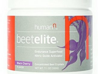 HumanN Beetelite – Beet Root Powder – Nitric Oxide Booster – Athletic Endurance Beet Supplement – Natural Black Cherry Flavor (20 Servings) Reviews