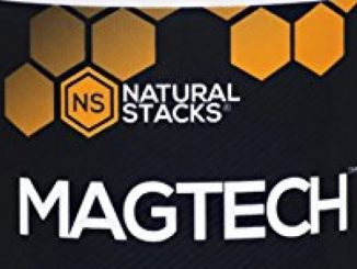 Natural Stacks' MagTech Magnesium Complex (90 Capsules) – Promote Brain Health, Improve Cognitive Aging, & Help with Sleep Support – Vitamin and Dietary Supplement