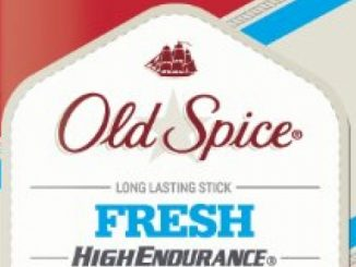 Old Spice High Endurance Fresh Scent Men's Deodorant 2.25 OZ (Pack of 6)