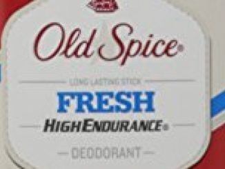 Old Spice High Endurance Fresh Scent Men's Deodorant, 4 Count