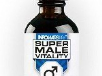 Super Male Vitality – Testosterone Booster/Anabolic Agent, 2oz(59.2ml) Reviews
