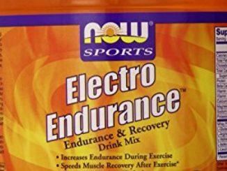 NOW Sports  Electro-endurance Energy Drink Mix, 2.2-Pound