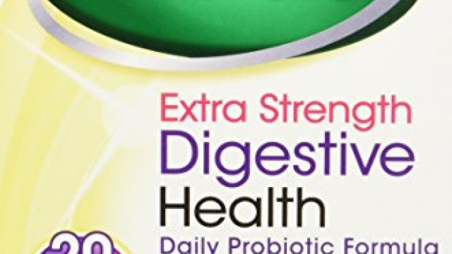 Culturelle Extra Strength Digestive Health Daily Formula, One Per Day Dietary Supplement, Contains 100% Naturally Sourced Lactobacillus GG –The Most Clinically Studied Probiotic†, 20 Count