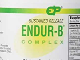 Endurance Products Endur-B Complex Sustained Release Supplement, 300 Count Reviews