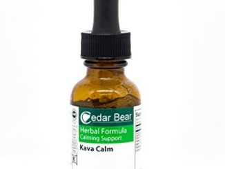 Kava Calm, 1 Fl Oz – liquid herbal supplement by Cedar Bear Naturales Reviews