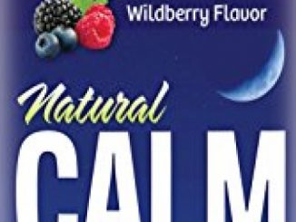 Natural Vitality Natural Calm Calmful Sleep Magnesium Anti Stress Extra Sleep Support, Organic, Wildberry, 8 oz