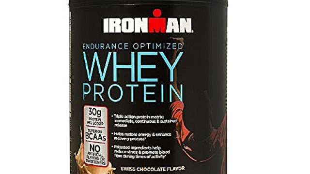 IRONMAN Endurance Optimized Whey Protein Swiss Chocolate 2.1 lbs. Reviews