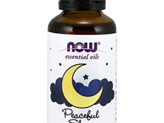 NOW Peaceful Sleep Oil Blend, 1-Ounce