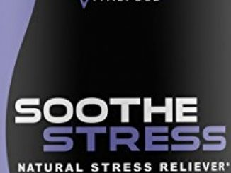 Premium Stress Support Supplement And Natural Anxiety Relief – Relieves Chronic Stress and Supports Focused and Positive Mind – Inflate Serotonin Levels With Ashwanghanda, L-Theanine, Gaba, and More