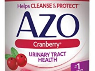 AZO Cranberry Daily Urinary Tract Health Dietary Supplement, 25,000 mg, 100 Count