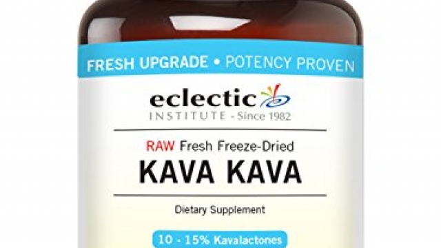 Eclectic Kava 460 Mg Fduv with Glass, Blue, Cinnamon, 50 Count