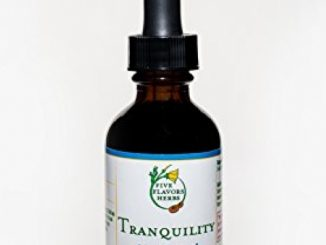 Five Flavors Herbs Tranquility