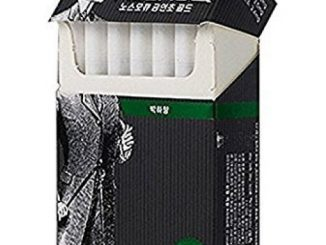 [NosmoQ] Herbal Cigarette 2 packs( 40 sticks), Herbal Sticks, 100% Eucommiae Leaf, Menthol Flavour, No Nicotine , Non Tobacco, No addictive chemicals for Health, Notice: Loose Top Part – No Glycerin