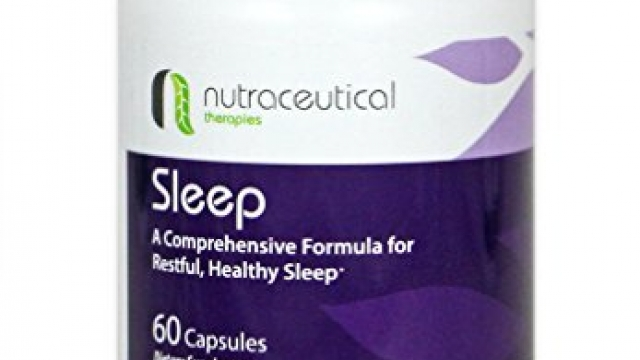 Natural Sleep Aid – Created by Medical Doctors for Restful, Healthy Sleep and Insomnia Relief (60 Capsules) by Nutraceutical Therapies