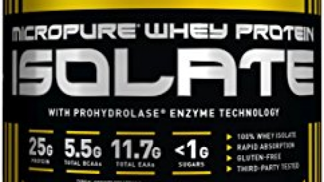 KAGED MUSCLE – MicroPure Whey Protein Isolate, Vanilla, 3lbs Reviews