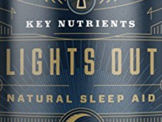 KEY NUTRIENTS Natural Sleep Aid, LIGHTS OUT Contains Melatonin, Valerian, Passion Flower, & More. 60 Veggie Caps. Reviews