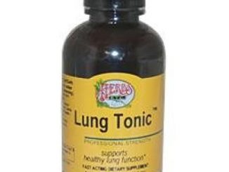 Lung Tonic Classic Formula – 4 fl. oz (118 ml) by Herbs Etc Reviews