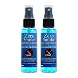 Jenray Smoke Odor Eliminator Spray 2 Oz. Smoke Smell Eliminator (2)