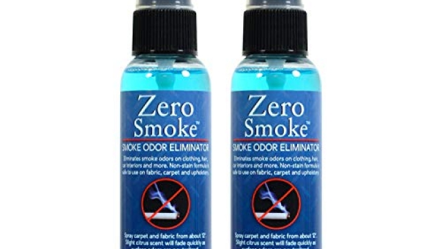 Jenray Smoke Odor Eliminator Spray 2 Oz. Smoke Smell Eliminator (2) Reviews