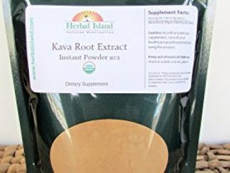 Organic Kava Root 10:1 Extract – Instant Powder – Fiji Grown 100 Grams – Free Shipping