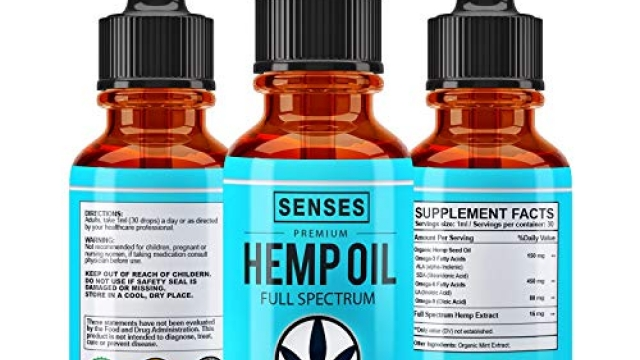 Full Spectrum Hemp Oil Drops – 450mg | Natural Relief for Chronic Pain, Anxiety, Reduces Stress, Anti-Inflammatory Extract, Organic Sleep Aid, No THC, W/Omega 3, 6 & 9 Oils – Made in USA | Mint Flavor