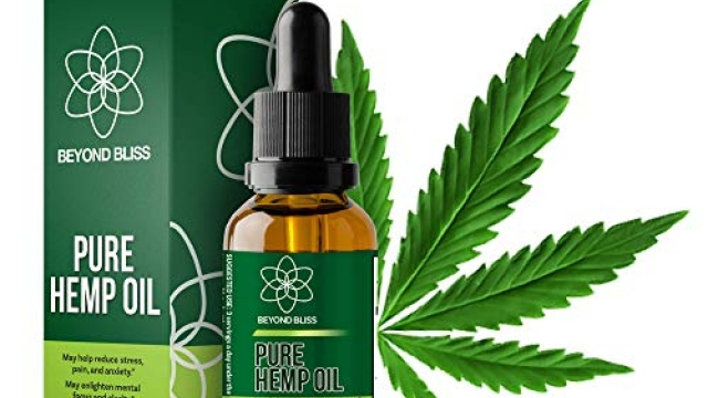 Beyond Bliss Hemp Oil Drops – 650 milligrams – Promotes Pain Relief – USA Made – Anxiety / Stress Relief Supplement – Natural Extract – Organic – Joint Support Reviews