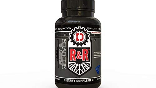 R&R: Rest and Recovery All Natural Sleeping Pills- |Melatonin, Kava Kava, and GABA| with Digestive Enzymes to Optimize Sleep, 90 Capsules