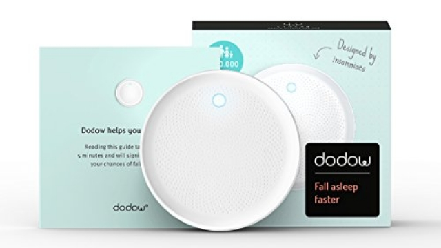 Dodow – Sleep Aid Device – More Than 500.000 Users are Falling Asleep Faster with Dodow! Reviews
