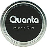 Quanta Organic All-Natural Hemp Muscle Rub - Targeted Pain Fighting Relief for Joint and Muscle Soreness - Longer Lasting, Faster Acting and Deeply Penetrating (1 oz) (1)
