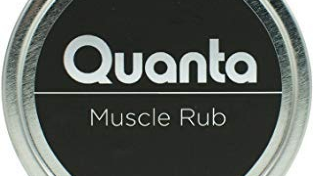 Quanta Organic All-Natural Hemp Muscle Rub – Targeted Pain Fighting Relief for Joint and Muscle Soreness – Longer Lasting, Faster Acting and Deeply Penetrating (1 oz) (1) Reviews